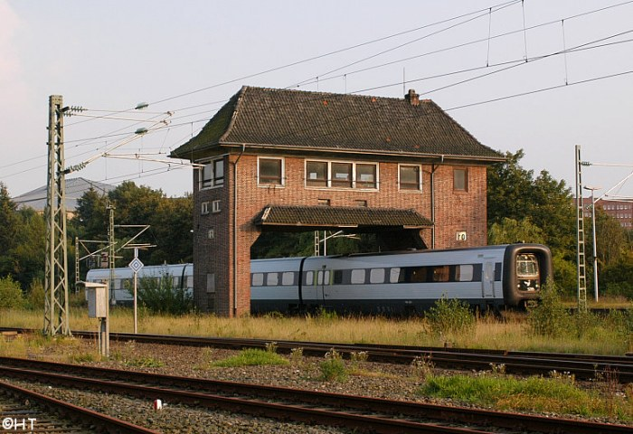 DSB 5285 arriving at Flensburg