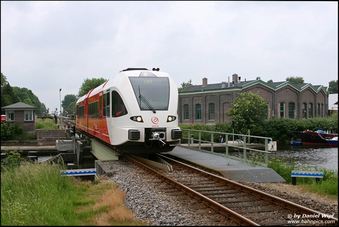 Arriva GWT at Nieuweschans