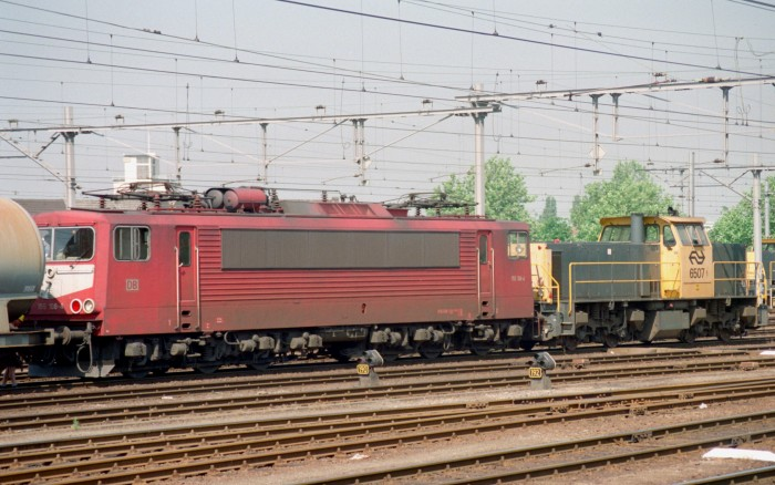 NS 6507 shunts DB 155 108